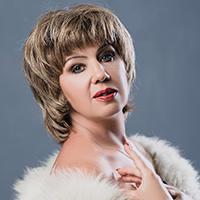 Нина Стрижова (меццо-сопрано)