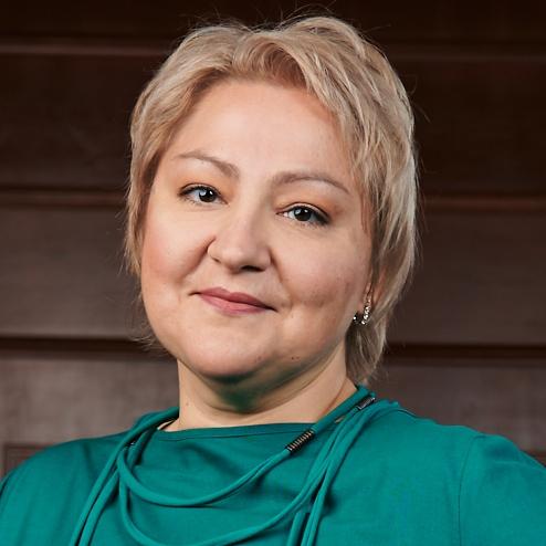 Наталия Константиновна Троицкая