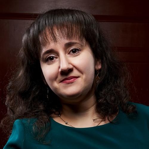 Евгения Алексеевна Цыганкова